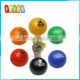 High quantity Colorful Changing Gel Stress Ball