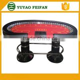 Hot sales high quality LED poker table for casino using