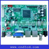 lcd monitor board remote controller board used for Vehicle/bus /train Supports1920 x 1080 Pixels