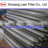 Cleanable Sintered Metal Filter Element