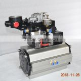 China made cheap price high quality flame proof smart regulating control valve mechanical positioner