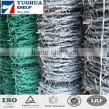 Wholesale galvanized Barbed Wire Price per roll/barbed wire price