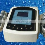 Portable cavitation slimming machine to dissolve redundant fats, loose weight and slim body