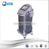 Permanent Depilator strong cooling system semiconductor laser 808nm personal diode laser hair removal