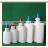 wholesale cheap white&wood adhensive glue bottle