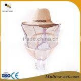 beekeeping polyester hat single veil