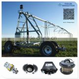 Chinese Farm Galvanized Liner Move Irrigation System For Agriculture Machinery Equipment on sale