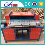 single layer multi layer scrap radiator recycling machine small copper aluminum separator