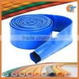 5 inch small diameter irrigation plastic PVC pipe layflat hose