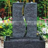 Cheaper new design large stone outdoor lake fountain water pumps