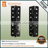 China new design popular spring loaded door hinge and Plain hinge template