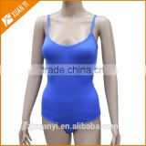 Manufactory In China Supply Ladies Sexy Blue Bodysuit Shaper Best Stretch Seamless Slimming Shaper Sexy Fitness Shaper.