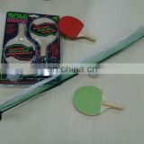 Glow in the dark Indoor mini table tennis racket
