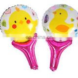 Yellow Duck Chicken Aluminum Foil Balloons Child Toys Birthday Wedding Party Decorative Baby Shower Gifts Balloon