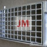 Custom and supply metal garden iron fence panels supplier Joyce M.G Group company limited