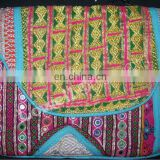 VINTAGE TRIBAL ETHNIC BANJARA CLUTCH BAG PURSE