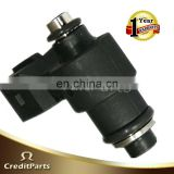 Solenoid Valve drive fuel injector CFI-020M for Motorcycle with 125CC 80g/min 2 holes