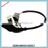 Automotive spare parts s vehicle crankshaft sensor 90919-05017