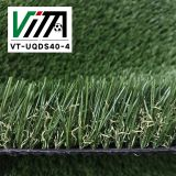 Factory Supply Outdoor Grass Carpet Artificial Turf  VT-UQDS40-4