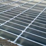 Slip Resistant Grating 40x5 serrated bar frame grating