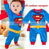 100% soft cotton fabric baby boys jump suit . boys dress , newborn baby rompers