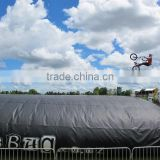 huge inflatable airbag bike jump air bag inflatable for bmx