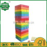 giant wooden blocks jenga game for fun game
