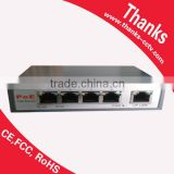 POE Ethernet <b>Switch</b> for IP Network <b>Camera</b> 4 port poe <b>switch</b>