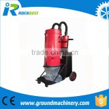 Heavy duty commercial vacuum cleaner with plastic bag