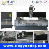 lingyue high quality fast speed gem stone cutting machine