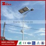 Best design low price 80w solar auto-sensing outdoor led street light led solar street light system