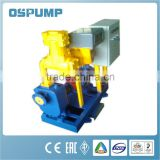 selfp-priming centrifugal oil pump with control panel