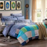 100% Cotton Hot 4PCS Duvet Quilt Cover Bedding Set