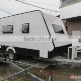 Most Fashionable Travel Trailer Use Mini Caravan with RV Enter Door