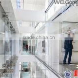 Hot sale balcony glass curtain window