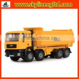Alibaba hot and new diecast toy wholesale diecast truck 1:50 dump truck diecast model