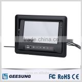 Professional Taxi Advertisment Car PC 7'' Car Monitor
