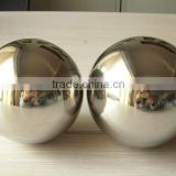 China manufacture low price high polished stainless steel hollow spheres