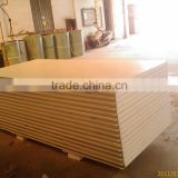 Factory Price Steel sheet and EPS foam structure sandwich panel with Good Quality Made in China