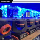 Master-slave Control mode waterproof outdoor led wedding lights beam led moving head zoom