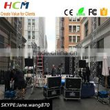 Waterproof Outdoor stage Rental P5 P6 P8 LED Video Screen Hanging LED Display