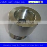 high precise custom bronze / threaded pex fitting bush ,pex pipe fitting,threaded connector
