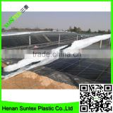 100% virgin high quality 0.4mm impermeable membrane,uv treated artificial lake pond liner