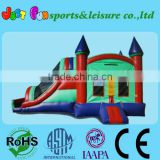 giant inflatable bouncy and slide combo for sale