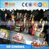 Wholesale Alibaba 5d7D9D Cinema System Amusement Park Simulator vr Glasses Flight Standing virtual reality