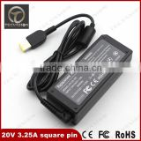 Brand New 20V 3.25A 65W USB Pin AC Laptop Power Adapter Charger For Lenovo Y40 Y50 Yoga2 11