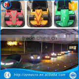 LED light hot sale kids inflatable bumper cars for kids and adults sale