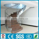 Commercial Place Granite Stairs Design