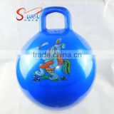Inflatable Handle Space Hopper Ball