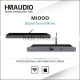 M1000 China wholesale professional digital mixer audio system Conference Room Sound System mixer